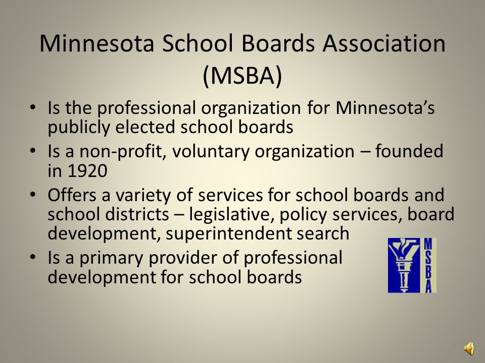 Running for the School Board A Primer for School Board Candidates Minnesota School Boards Association
