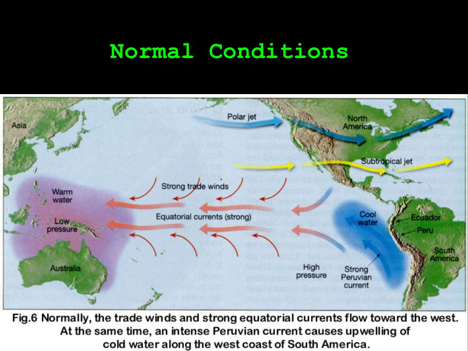 Normal Conditions