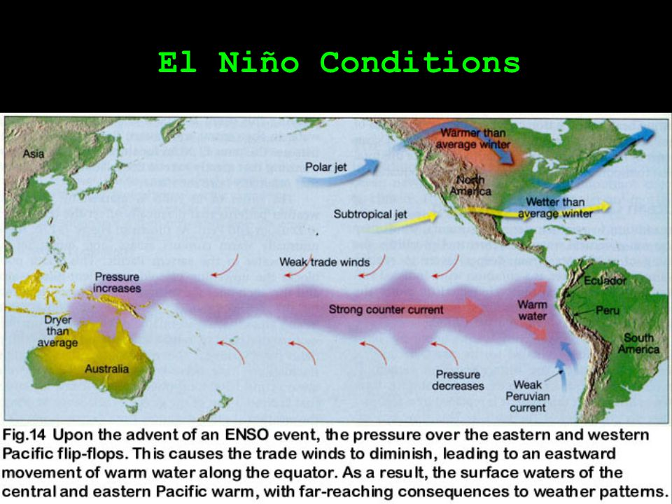 El Niño Conditions