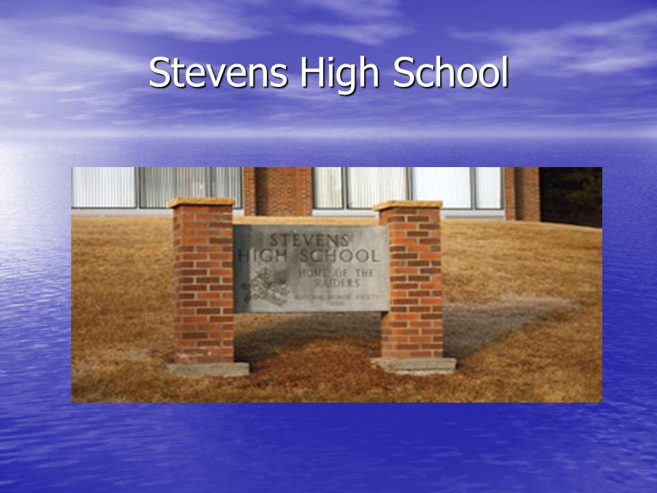 Stevens High School