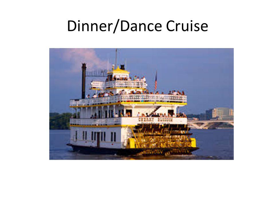 Dinner/Dance Cruise