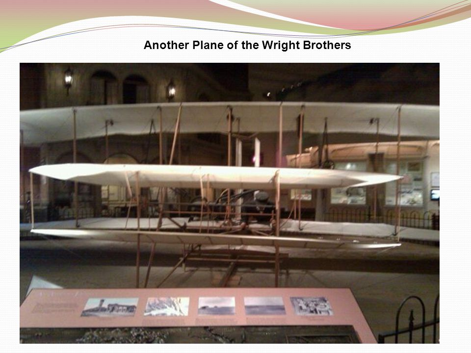 Another Plane of the Wright Brothers