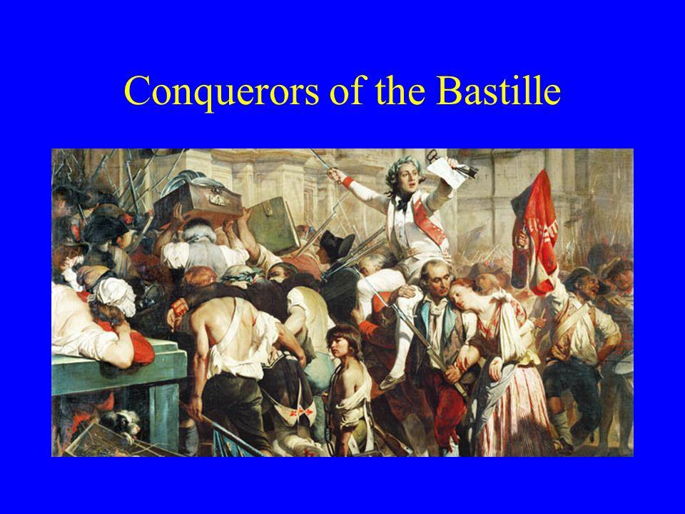 Conquerors of the Bastille