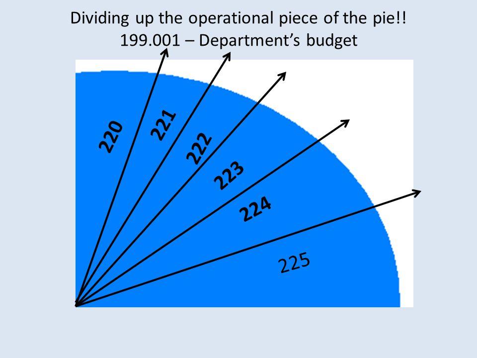 Dividing up the 199.003 Principal's budget Pie Aldine Sr Nimitz Sr Drew Parker Magrill Dunn Gray Vines