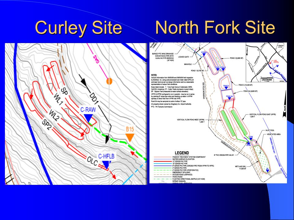 Curley Site North Fork Site