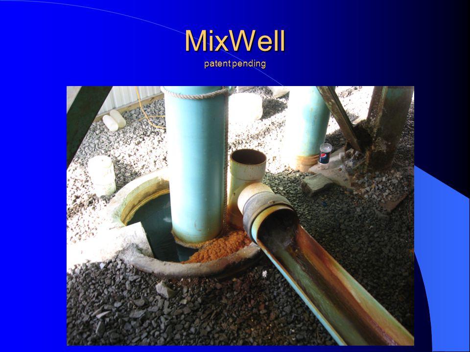 MixWell patent pending