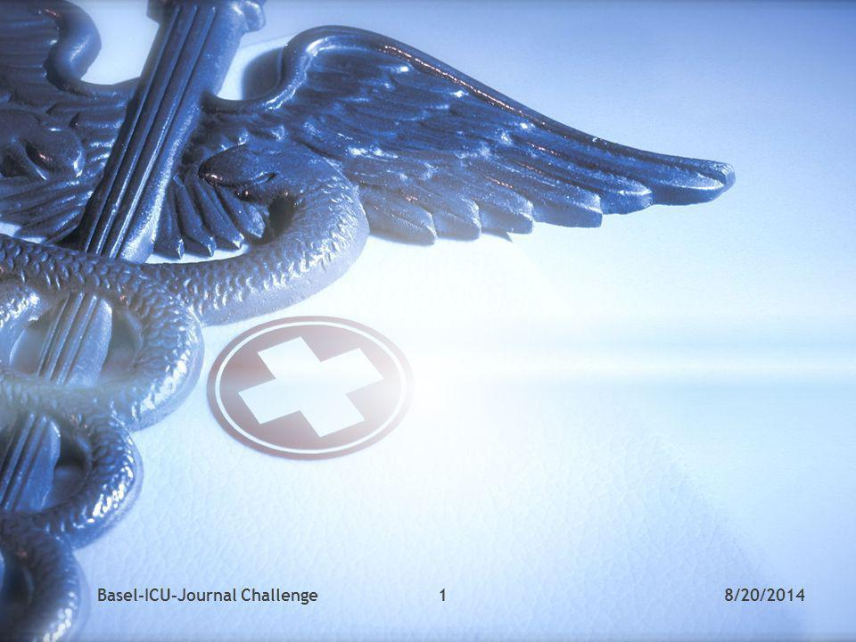Basel-ICU-Journal Challenge18/20/2014