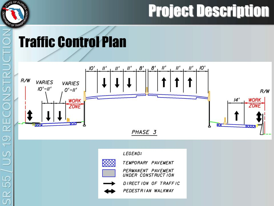 Project Description Traffic Control Plan
