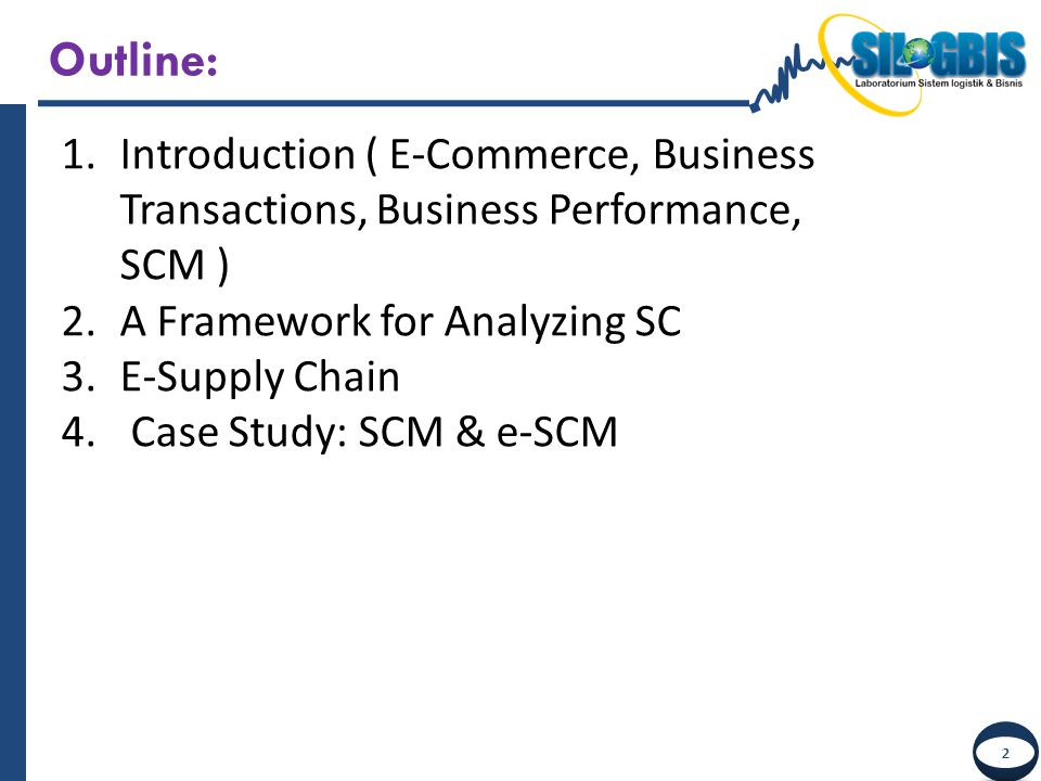 3 1.Introduction: E-Commerce What is E-commerce.