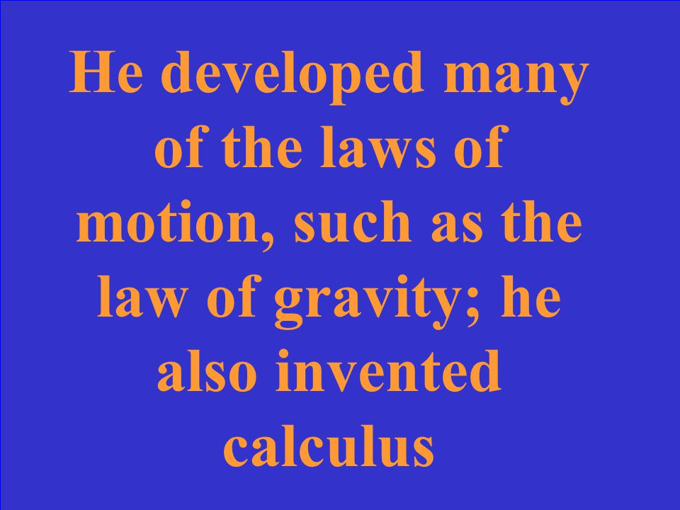 Who is Galileo Galilei