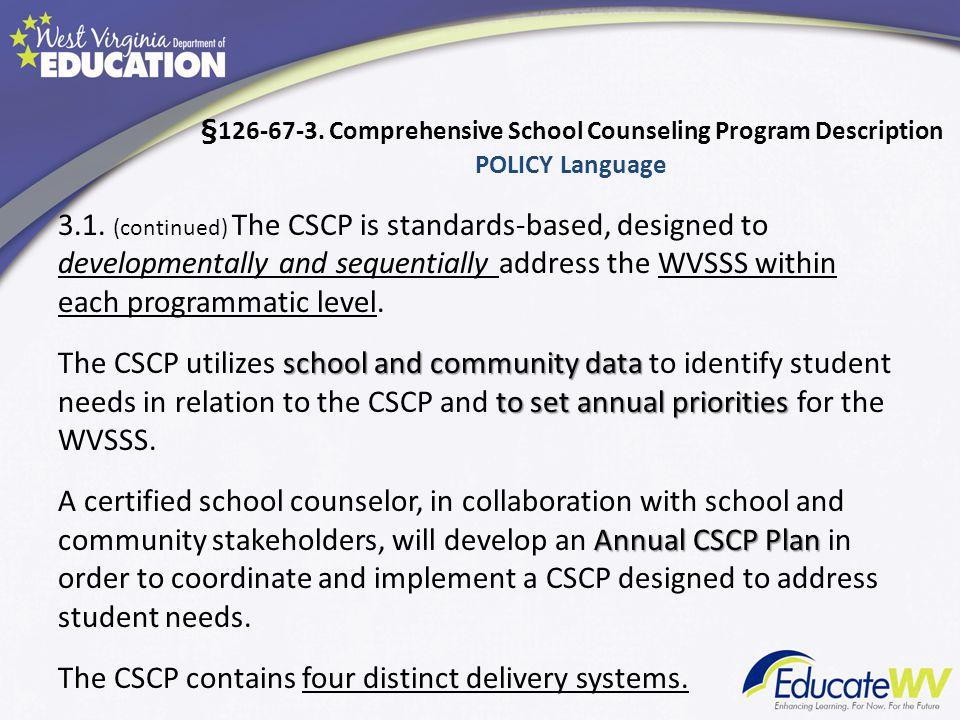 §126-67-4.County Board Responsibilities 4.1.
