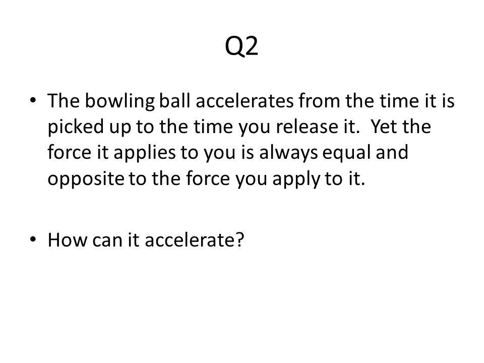 Q3 List 5 different action-reaction pairs you witness in the next 24 hours, filling out the following table.