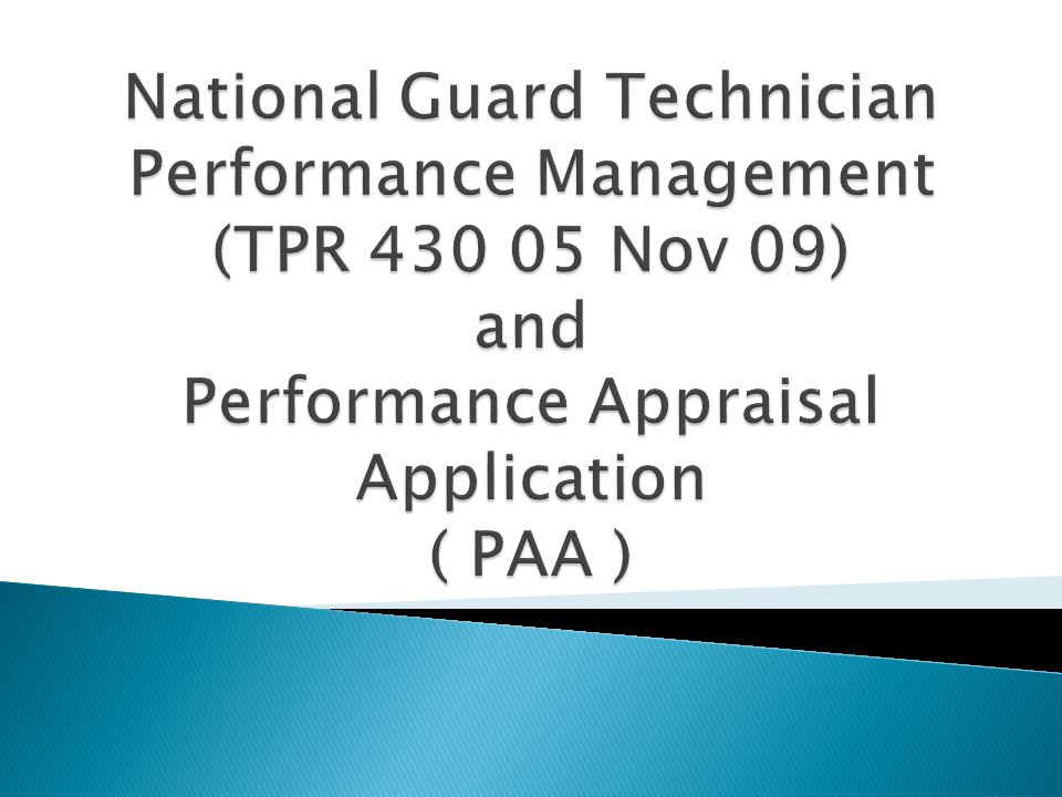  Be involved in the performance management process throughout the rating period  Ensure organizational goals are communicated to subordinate supervisors and employees  Ensure equitable and consistent application of, and compliance with, performance management requirements by all subordinate raters  Ensure Supervisors/Raters have Mandatory Critical Element