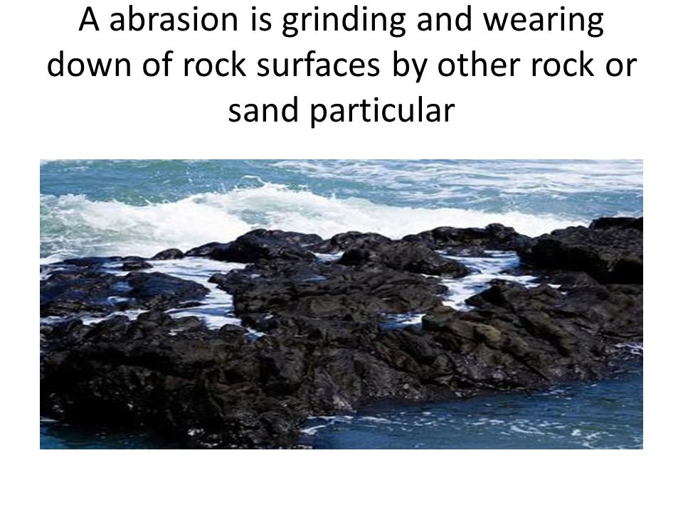 What is landslide it is sudden movement of a large amount of material