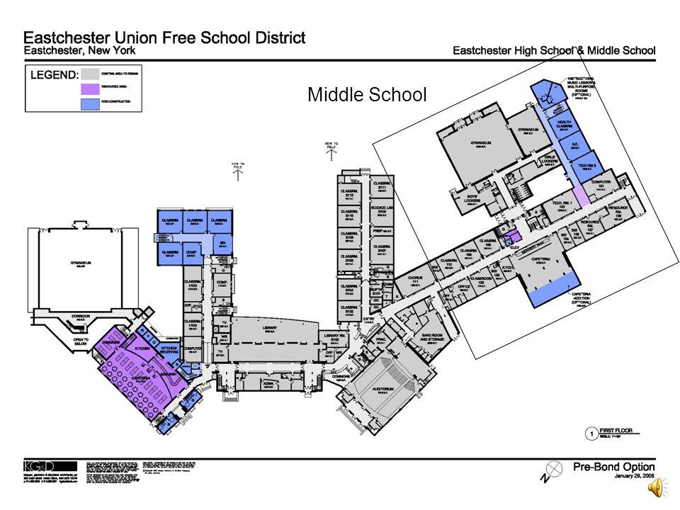 3 rd Floor High School Addition
