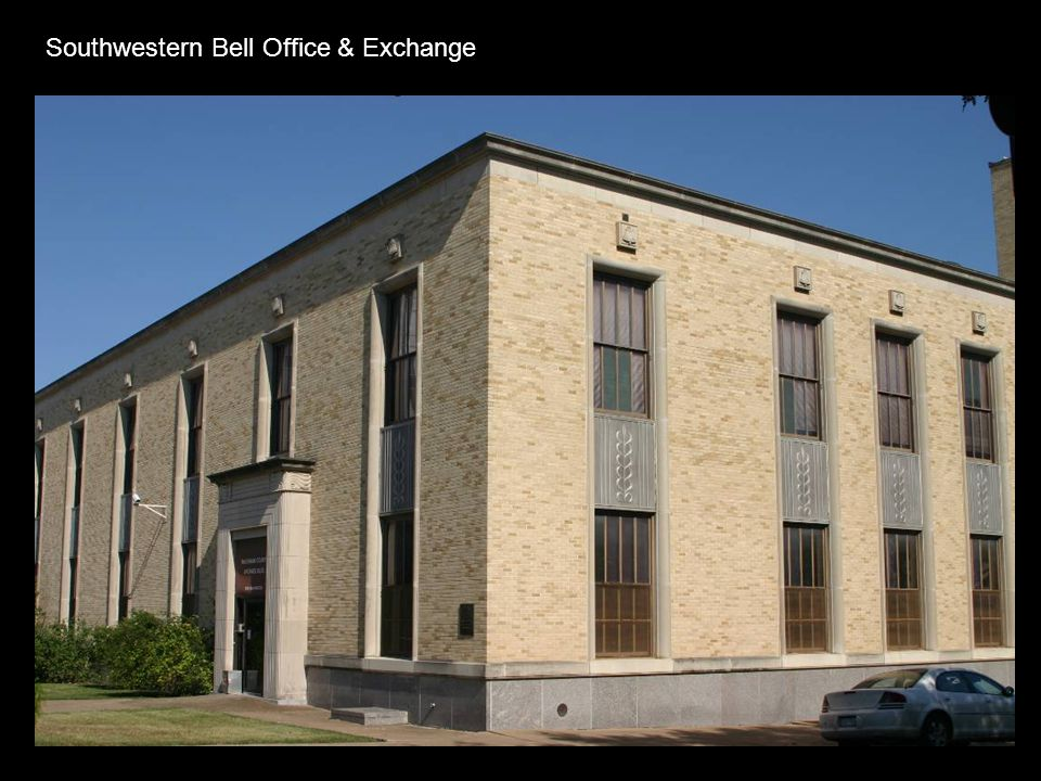 Southwestern Bell Office & Exchange