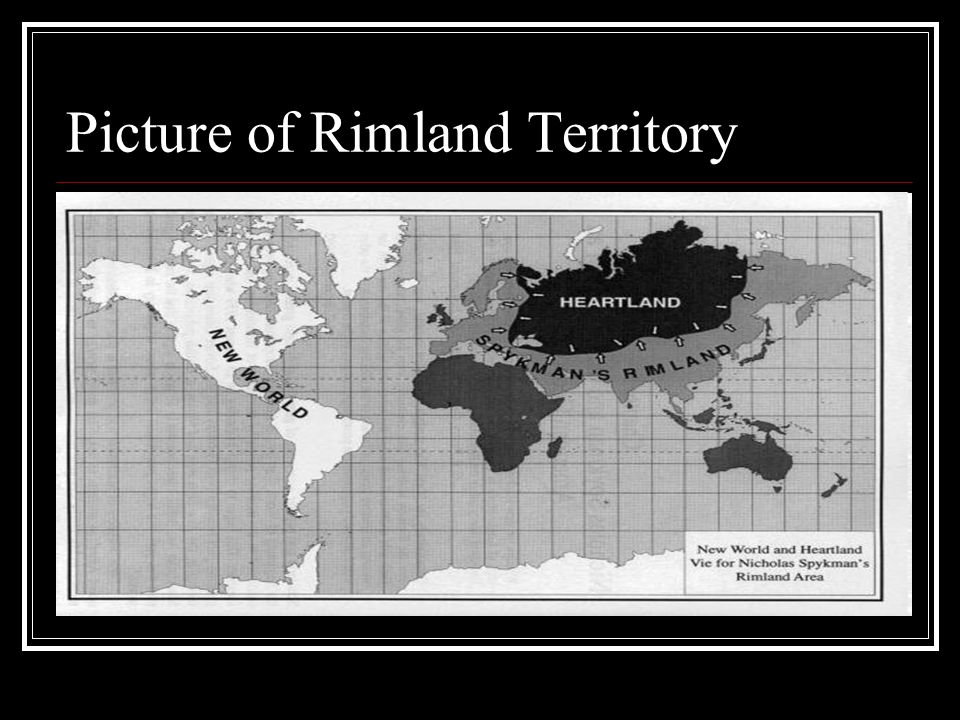 Picture of Rimland Territory