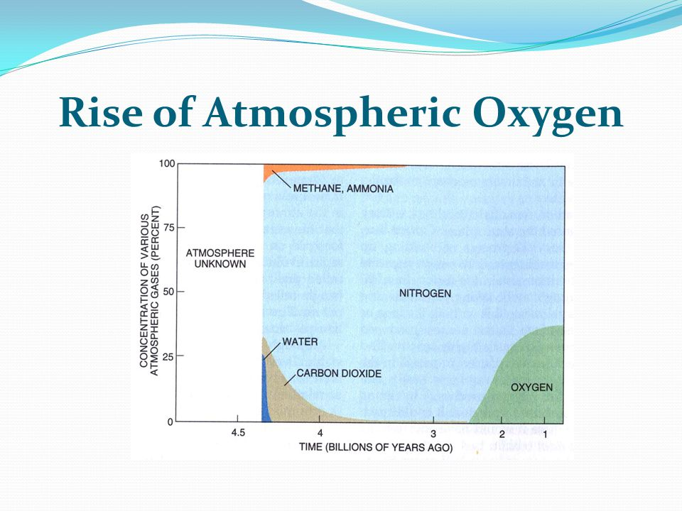 Rise of Atmospheric Oxygen