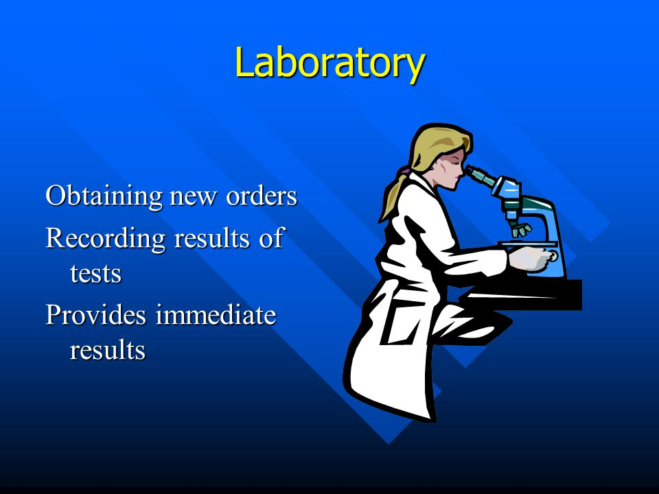 Pharmaceuticals Drug allergies Drug allergies Orders for prescriptions Orders for prescriptions Drug interactions Drug interactions Monitors Pharmacy Monitors Pharmacy inventories inventories