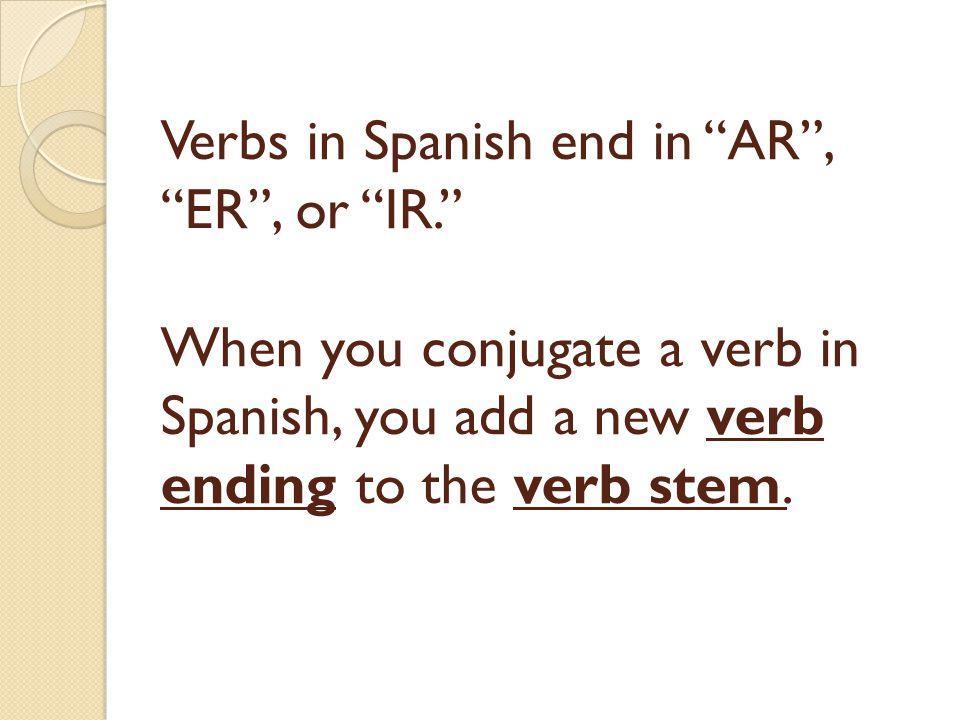 The verb NECESITAR means to need. Try this: I need a pencil. Yo necesito un lápiz.