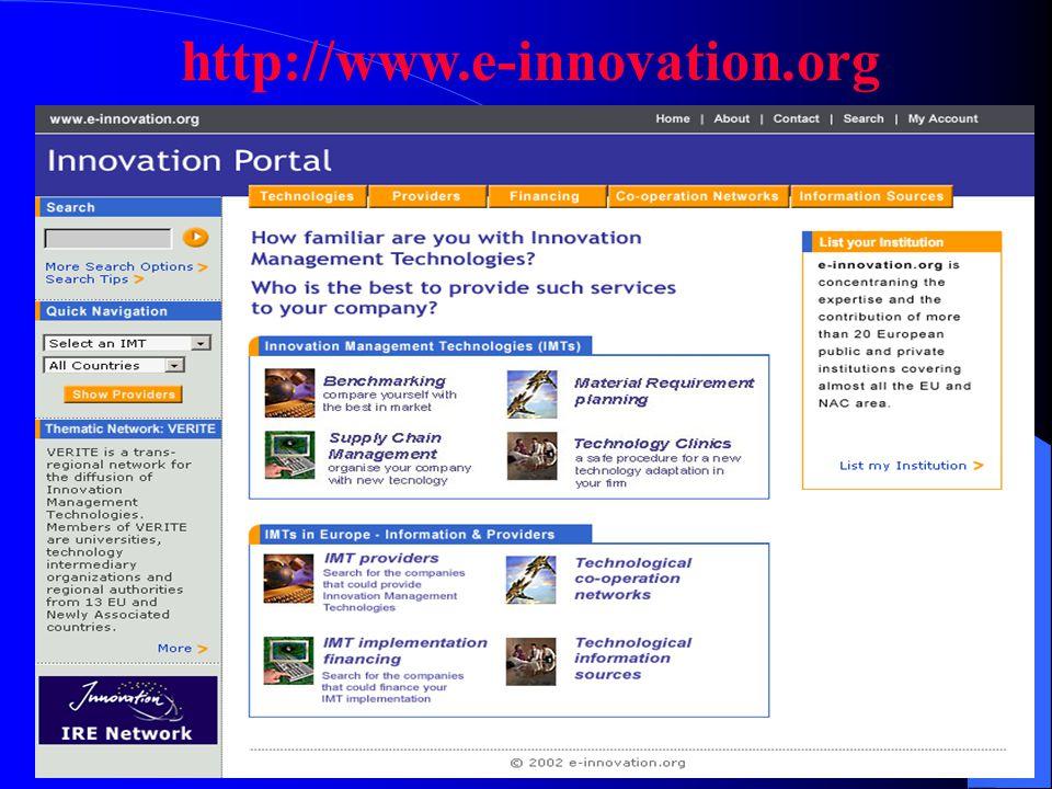 http://www.e-innovation.org