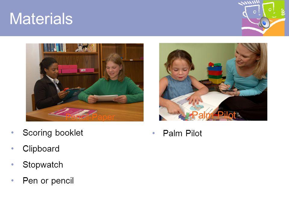 3 Phoneme Segmentation Fluency What Big Idea? Phonemic Awareness