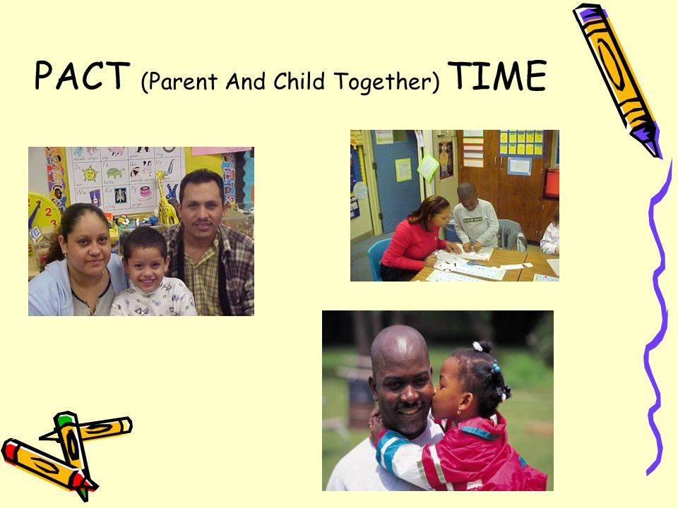 PACT (Parent And Child Together) TIME