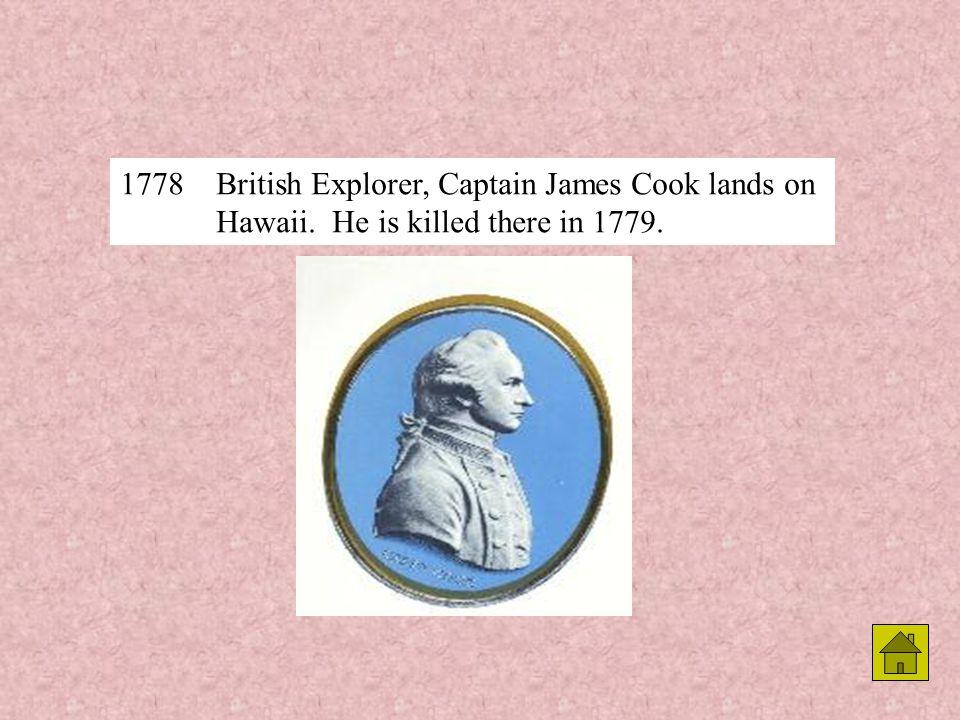 1778Russia founds 1st permanent settlement on Kodiak Islands in Alaska. Kokiak Brown Bear