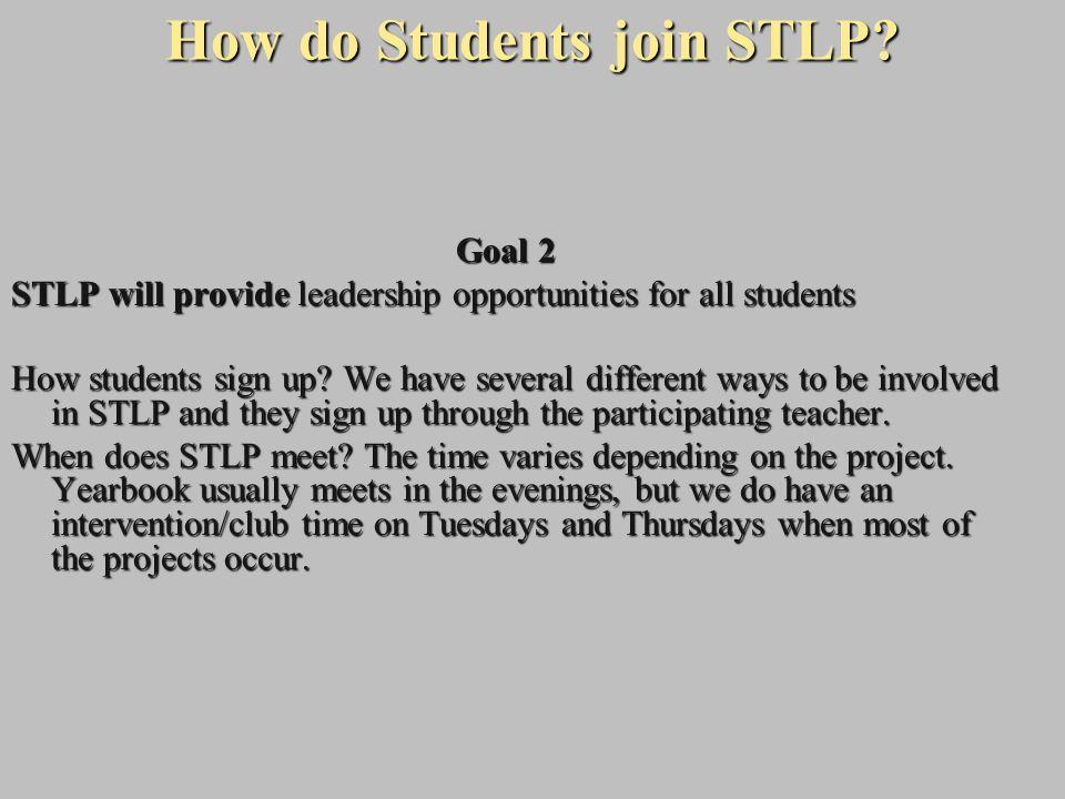 North Hardin High School has STLP Students in grades 9-12 Description of picture