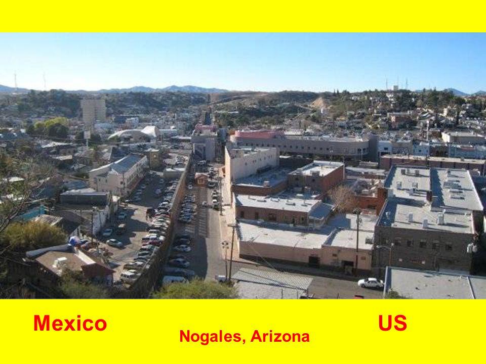 Nogales, Arizona MexicoUS