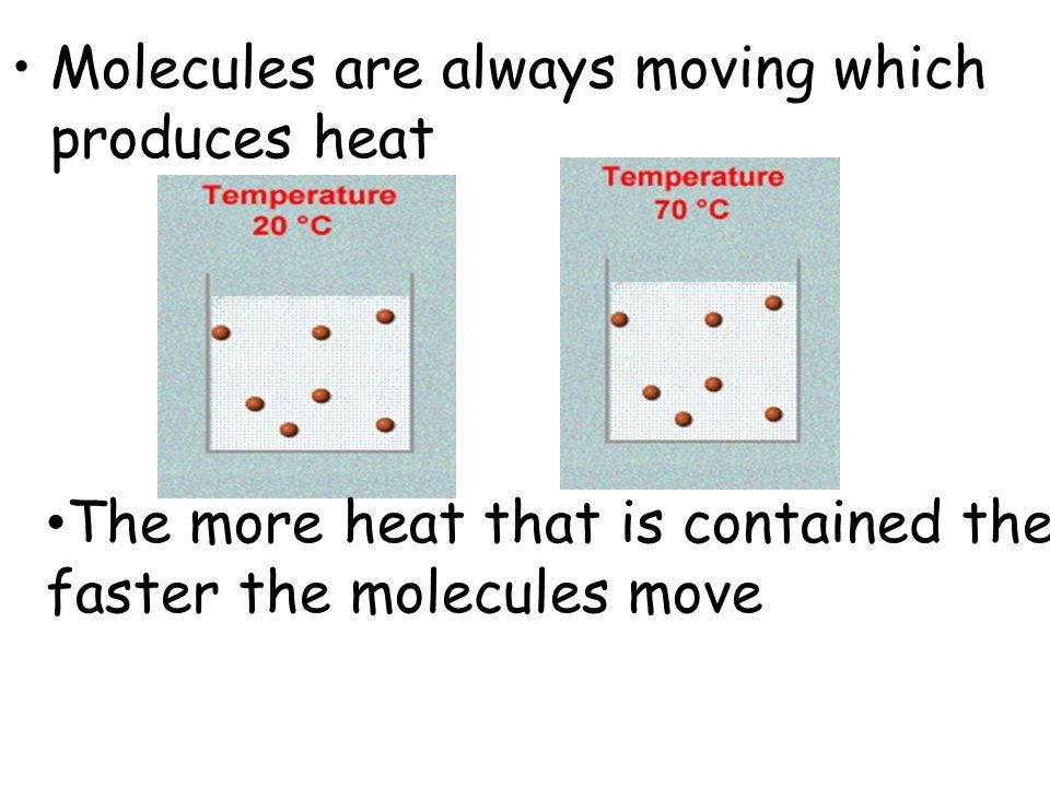 Kelvin scale Metric scale Units = Kelvins (K)