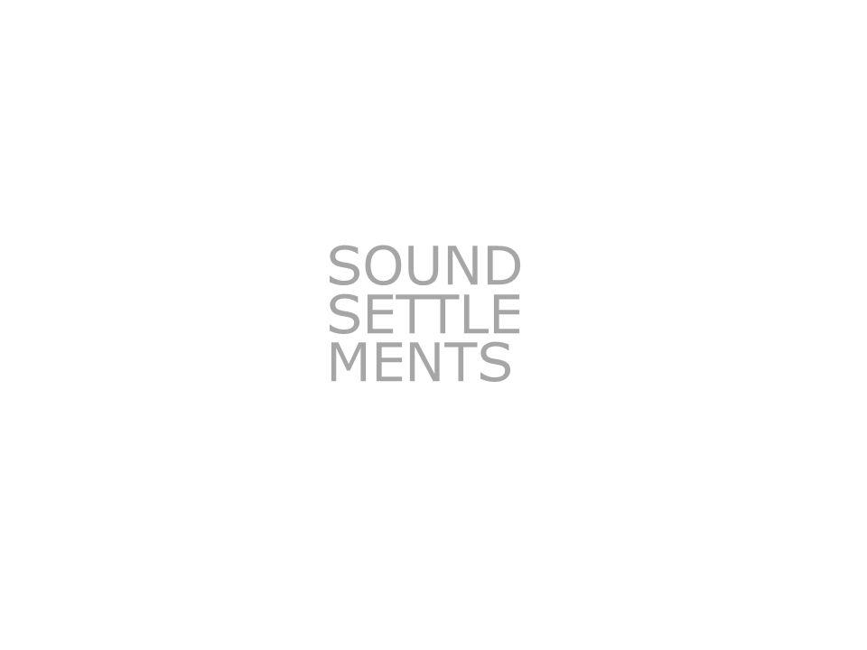 SOUND SETTLE MENTS