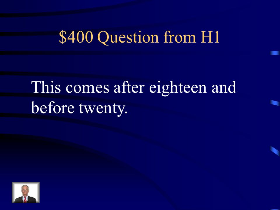 $300 Answer from H1 What is twelve
