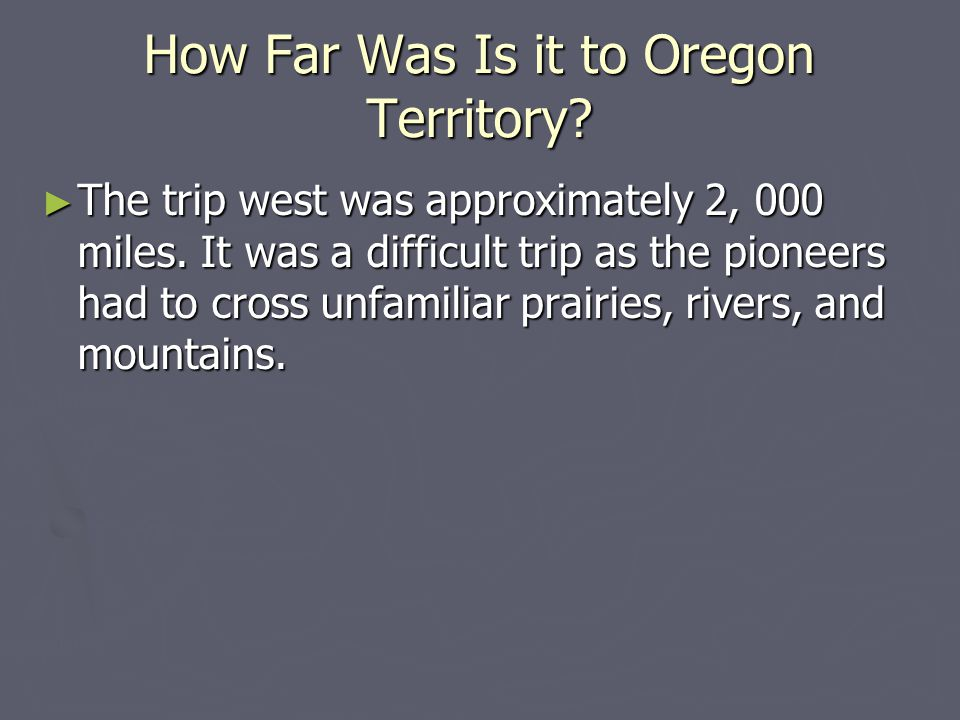 Why Travel West.► Oregon is the Land of Promise. You will find rich soil to farm.