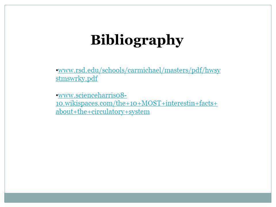 Bibliography www.rsd.edu/schools/carmichael/masters/pdf/hwsy stmswrky.pdf www.rsd.edu/schools/carmichael/masters/pdf/hwsy stmswrky.pdf www.scienceharr