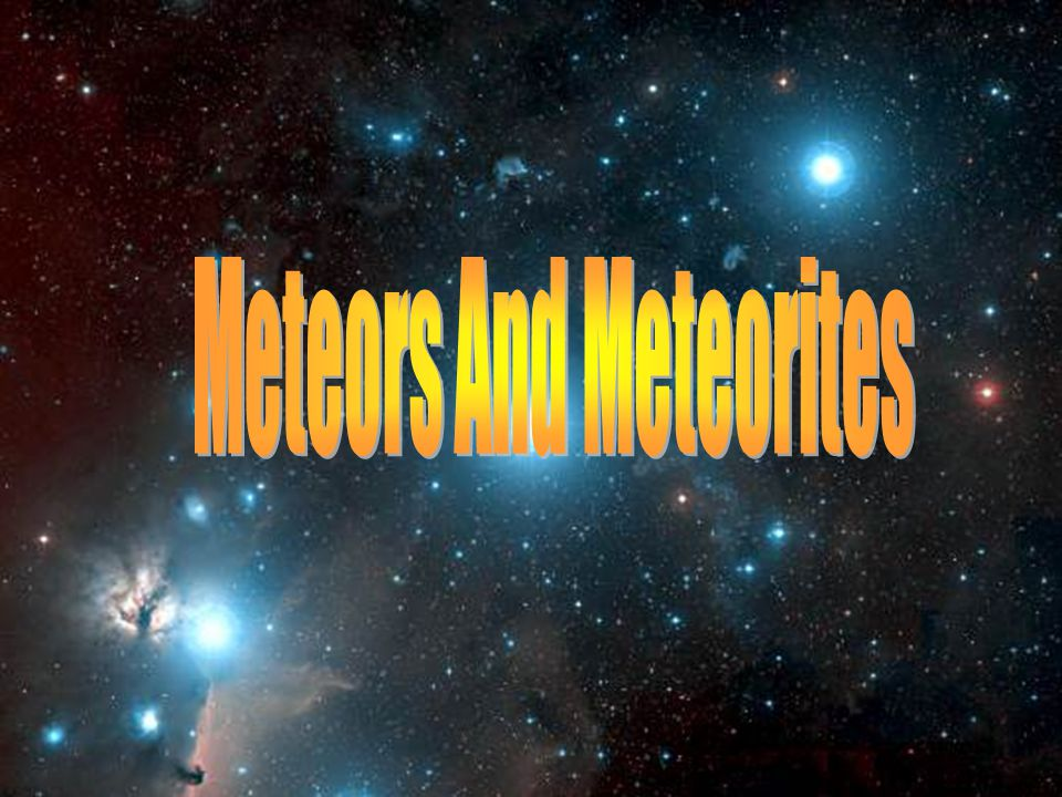 Meteoroid A meteoroid is a chunk of rock, metal, or dust in space.