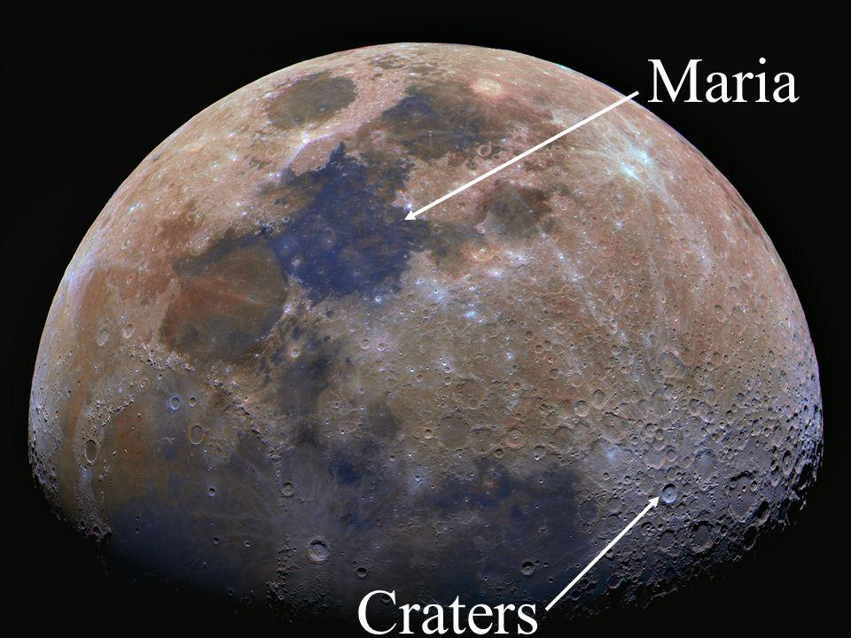 Maria Craters
