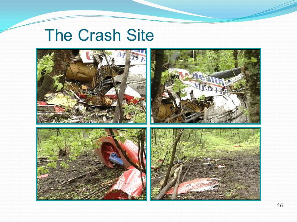 The Crash Site 56