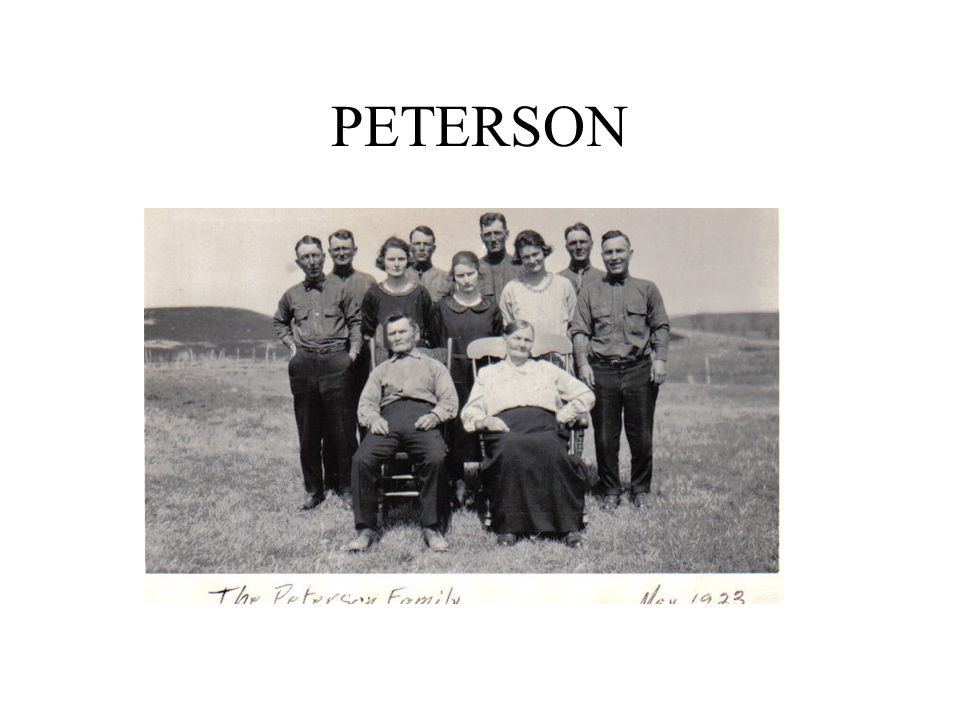 PETERSON