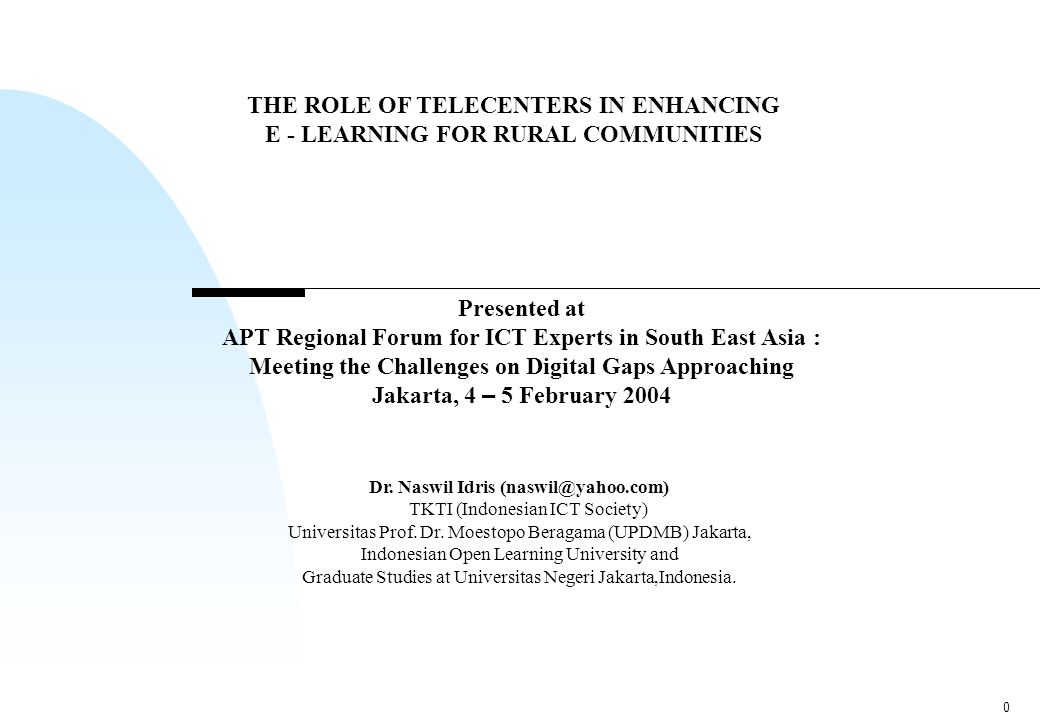 11 Categories of E – Learning  Electronic Library  Electronic Publishing  Computer Based Learning  Virtual Laboratory  Teleconference (Synchronous Communication)  E – Mail Discussion & Newsgroups (Asynchronous communication)