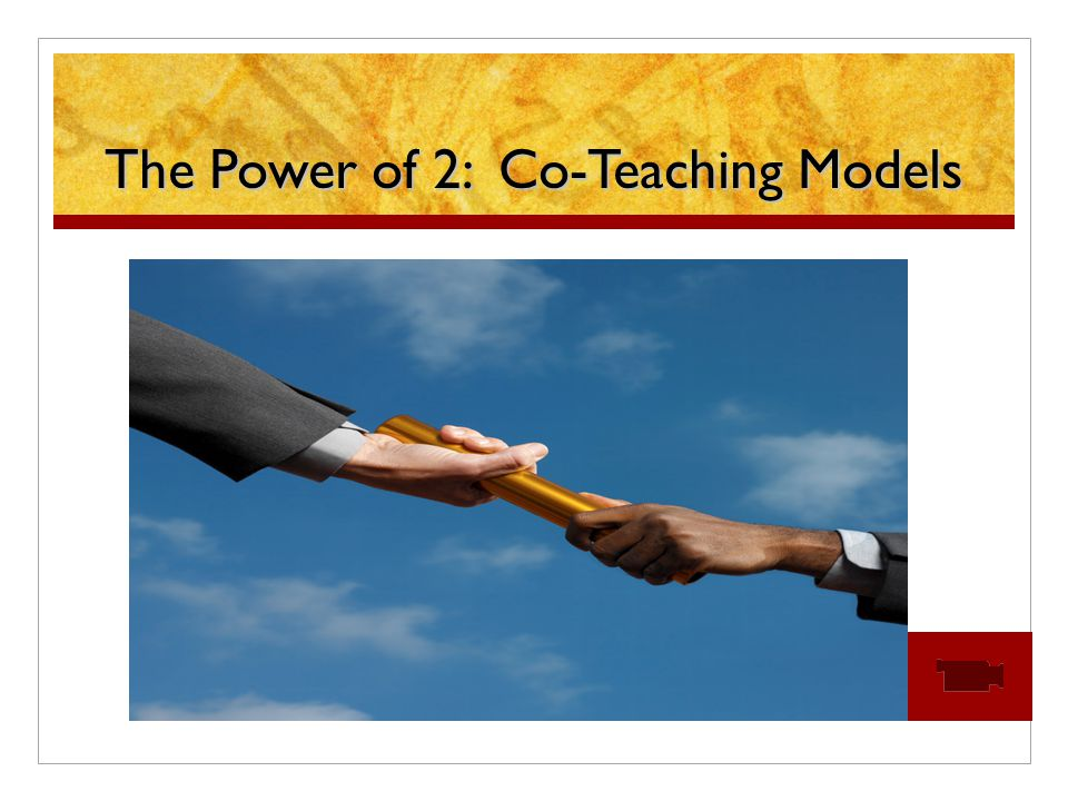 The Power of 2: Co-Teaching Models