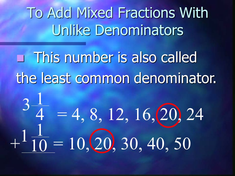 Add Your 1 to Your Whole Numbers 4 5 1 3 + x 5 = x 3 = x 5 = x 3 = 5 12 17 15 11 2 15 ) 17 1 15 2 2 1 14