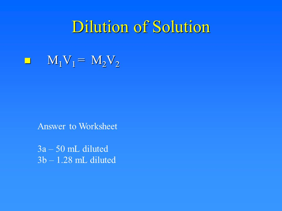 5. Molality (m) 5.