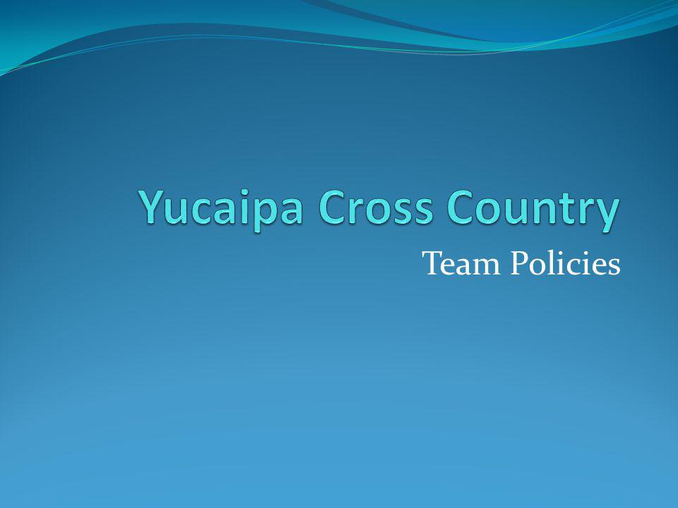 Team Policies