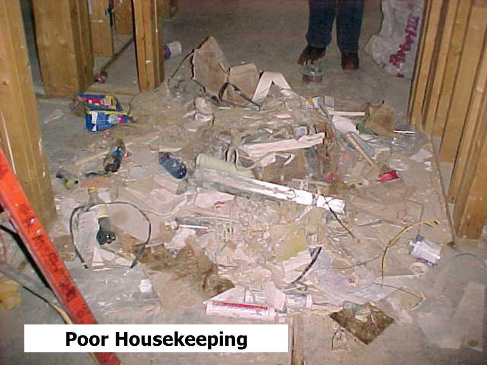 Poor Housekeeping