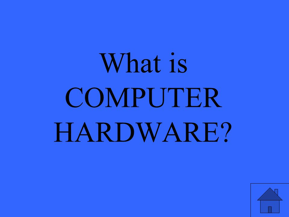 Includes input devices, output devices, a system unit, storage devices, and communications devices.