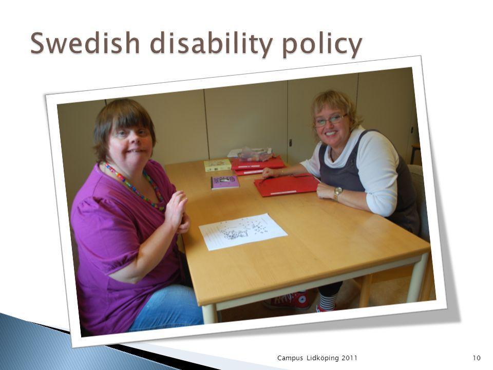 10Campus Lidköping 2011