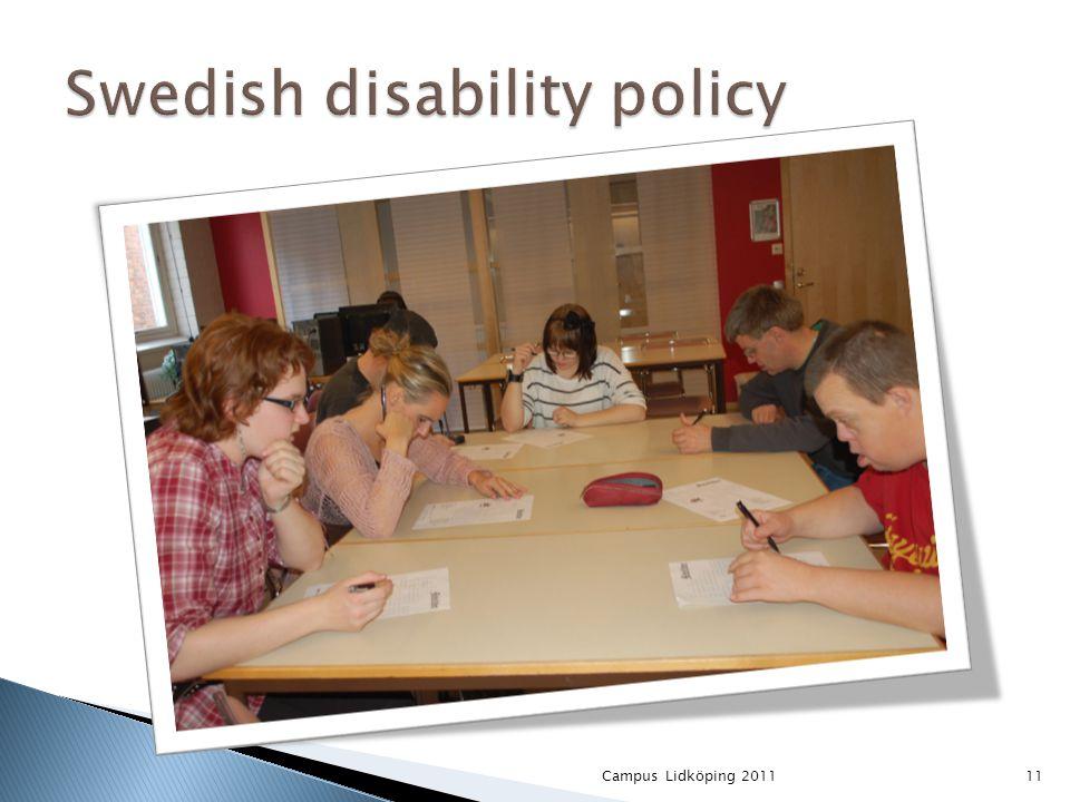 11Campus Lidköping 2011