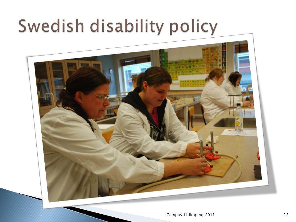13Campus Lidköping 2011
