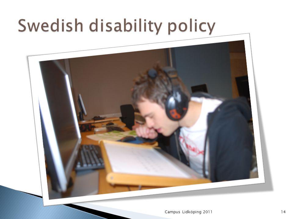 14Campus Lidköping 2011